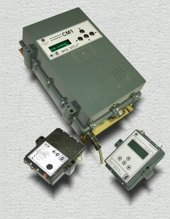 Простое интегрирование сигнализатора загазованности в систему ОДС по интерфейсу RS-232.  Подключение до 10 датчиков...